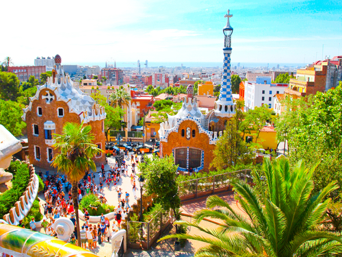 Barcelona Spain Gaudi Art Tour Reservations