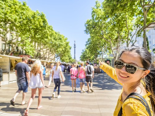 Barcelona  Spain gaudi guided Excursion Booking