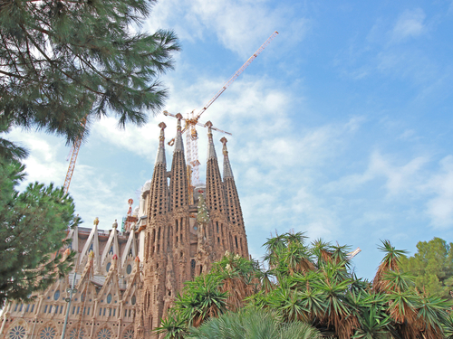 Barcelona Passeig de Gracia Cruise Excursion Reservations