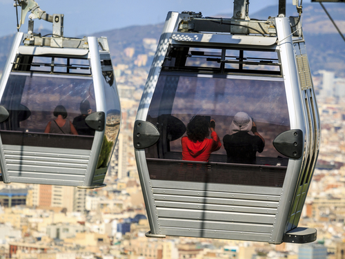 Barcelona Montjuic mountain Cruise Excursion Booking