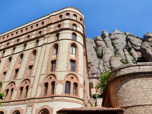 Barcelona Montserrat and Cog Wheel Train Excursion