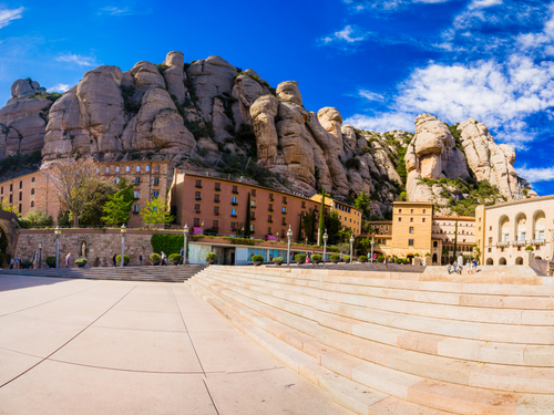 Barcelona  Spain montserrat hiking full day Tour Reservations