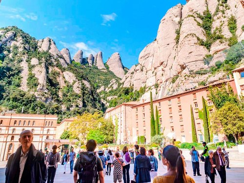 Barcelona Spain Mountains Cultural Trip Cost