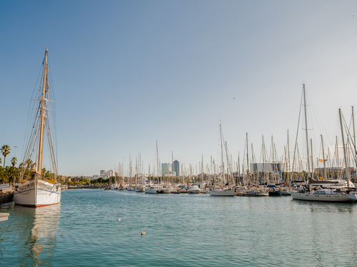 Barcelona  Spain Olympic harbor Tour Prices