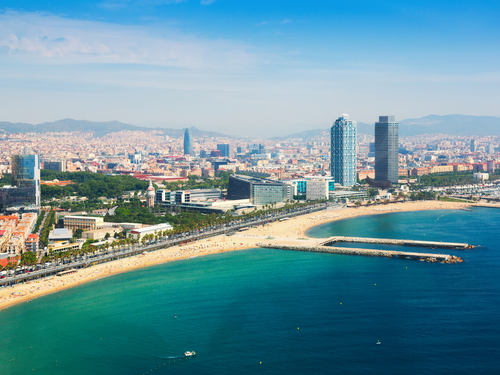 Barcelona Olympic Port Cruise Excursion Tickets