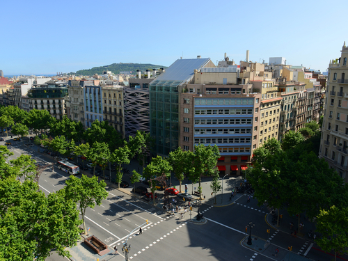 Barcelona  Spain Casa Amater Walking Shore Excursion Cost