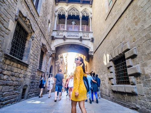 Barcelona  Spain jewish quarter Trip Prices