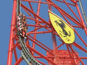 Barcelona PortAventura Park and Ferrari Land Excursion