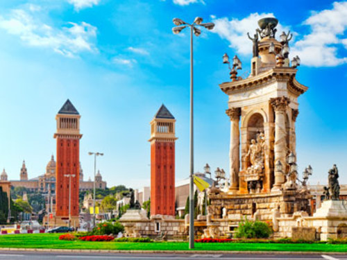 Barcelona marina Cruise Excursion Booking