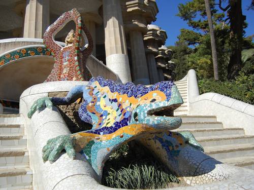 Barcelona Spain Gaudi Art Trip Tickets