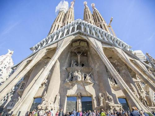 Barcelona Sacred Family Sightseeing Tour Prices