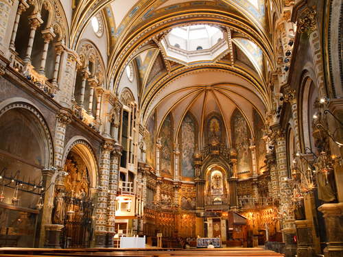 Barcelona Monserrat Church Cruise Excursion Reviews