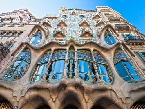 Barcelona Antoni Gaudi Cruise Excursion Reviews