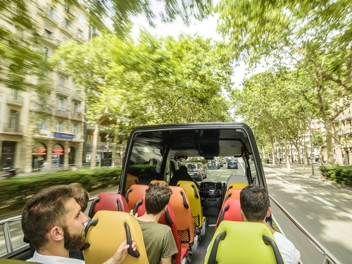 Barcelona montjuic hill guided Cruise Excursion Reservations
