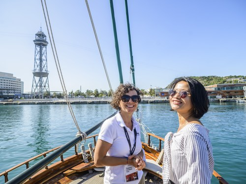 Barcelona helicopter ride guided Cruise Excursion Prices