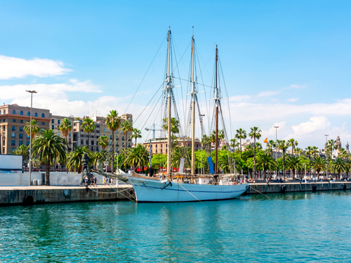 Barcelona  Spain barceloneta Excursion Tickets
