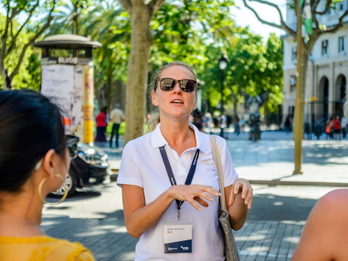 Barcelona  Spain walking guided Excursion Reservations