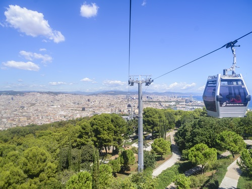 Barcelona  Spain montserrat hiking full day Trip Prices