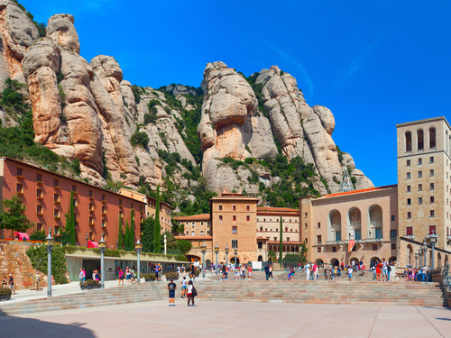Barcelona Montserrat Mountain Excursion Tickets