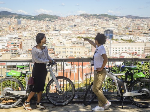 Barcelona mountjuic hill full day Tour Booking
