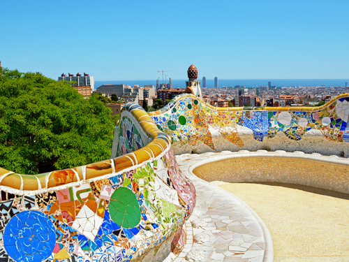 Barcelona Spain Gaudi Art Shore Excursion Reviews