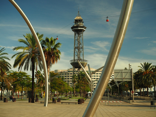Barcelona  Spain Passeig de Gracia Excursion Cost