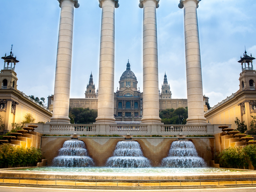 Barcelona  Spain town hall guided Cruise Excursion Prices