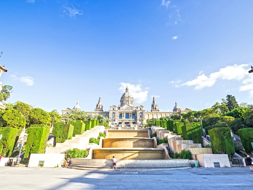 Barcelona Spain guell Tour Prices