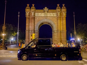 Barcelona Wine and Cava Full Day with Barcelona Night Excursion