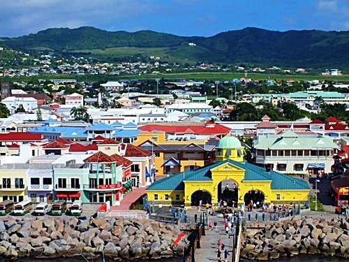 St. Kitts sightseeing and beach Shore Excursion Reviews