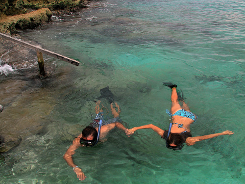 Cozumel Mexico Chankanaab Marine Park Excursion Reservations All Inclusive Trip Booking