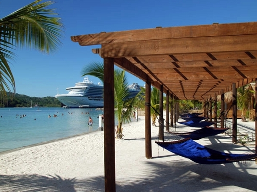 Roatan  Honduras private island tour Trip