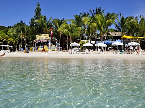 Roatan West Bay Beach Excursion