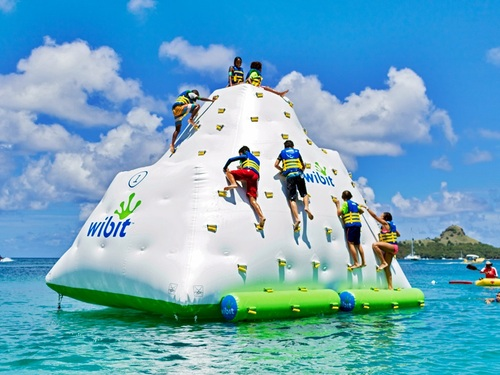 St. Lucia water park Trip Booking