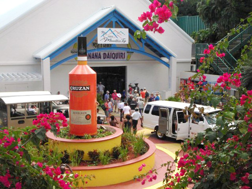St Thomas island sightseeing Cruise Excursion Tickets