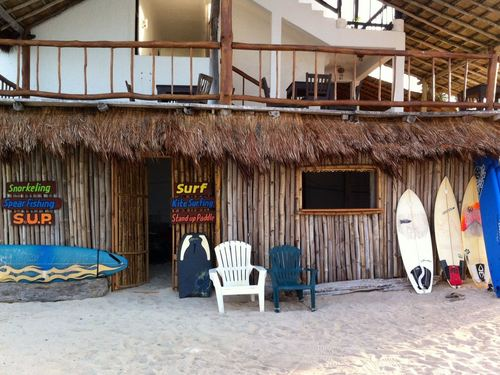 Cozumel  Mexico surfing lessons Cruise Excursion