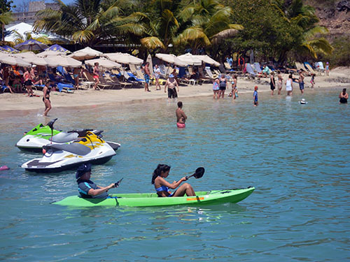 St. Kitts Basseterre cockleshell beach Tour Reservations