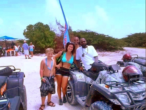 Grand Turk Turks and Caicos All Terrain Vehicle Tour Cost