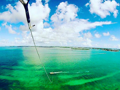 Key West  Florida / USA Parasailing Tour Tickets
