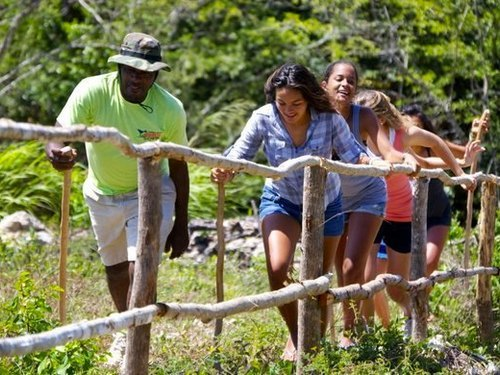 Montego Bay  Jamaica countryside hike Cruise Excursion