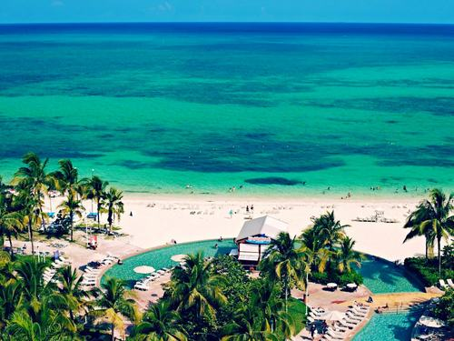 Freeport Bahamas Luxury Beach Resort Booking Restaurants And Bars Tour