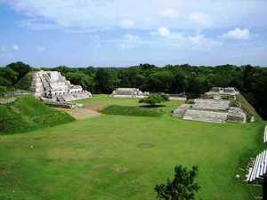 Belize Altun Ha Mayan Ruins and Tropical Jungle Monkey Reserve Excursion