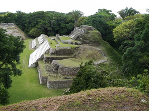Belize Altun Ha Mayan Ruins and Zip Line Adventure Excursion