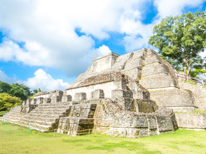 Belize Altun Ha Ruins and Beach Break Excursion