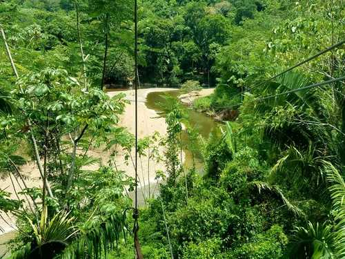 Belize Howling Hills Zip Line Tour Cost