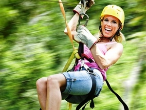 Belize Canopy Zip Line Excursion