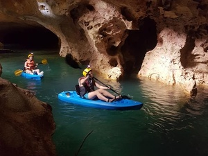 Belize Caves Branch River and 5 Cave Kayaking Excursion