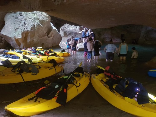 Belize City cave kayaking Tour Prices