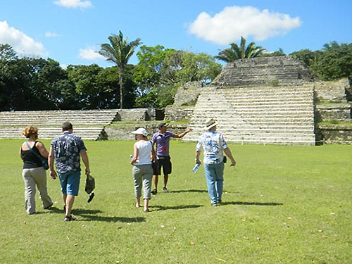 Belize City Nohoch Chen Sightseeing Excursion Booking