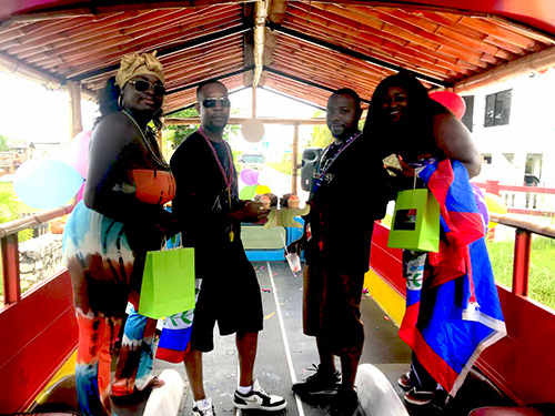 Belize dancing Bus Cruise Excursion Prices